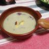 [レシピ] とろ~り優しいさつまいもと蓮根のスープ