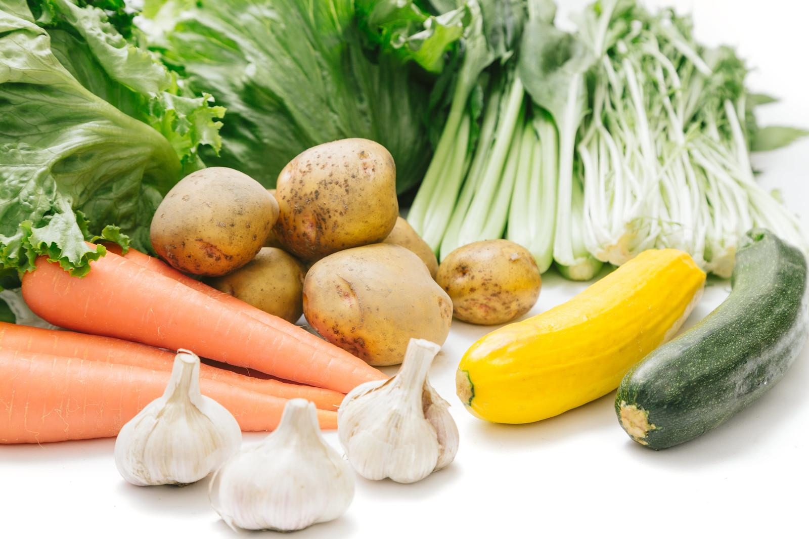 写真:野菜