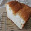 初!ホームベーカリーで食パンを焼いてみました。